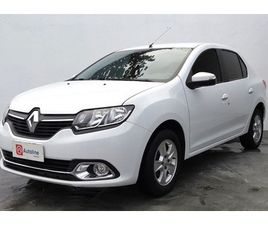 RENAULT LOGAN 1.6 DYNAMIQUE HI-POWER 4P - R$ 35.900,00