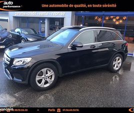 MERCEDES GLC CLASSE 220D BUSINESS EXECUTIVE 4M ...
