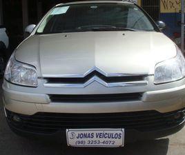 CITROËN C4 C4 2.0 GLX PALLAS 16V FLEX 4P AUTOMÁTICO - R$ 25.000,00