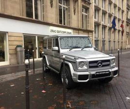 MERCEDES-BENZ G 400 CDI PACK AMG