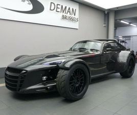 DONKERVOORT D8 GTO-RS NAKED CARBON LIMITED EDITION N°8/15
