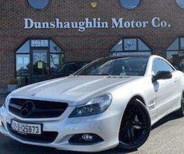 MERCEDES-BENZ SL-CLASS SL 350 3.5 AMG FOR SALE IN MEATH FOR €26950 ON DONEDEAL