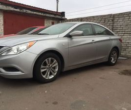 HYUNDAI SONATA 2.4 AT (201 Л.С.) 2011