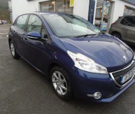PEUGEOT 208 ACTIVE 1.2 4DR FOR SALE IN TIPPERARY FOR €8900 ON DONEDEAL