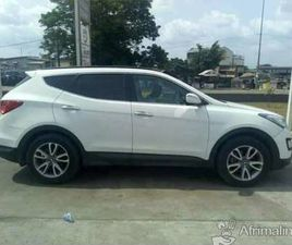 HYUNDAI SANTA FE GRAND FULL OPTIONS