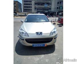 PEUGEOT 407 FULL OPTION BOITE MANUELLE