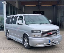 GMC SAVANA 1500 EXPLORER CONVERSION VAN AWD 5.3 V8