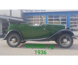 MORRIS EIGHT SERIE TOURER