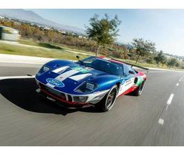 1969 SUPERFORMANCE GT40 FUTURE FORTY V8 SUPERCHARGED