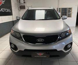 KIA SORENTO 2.4 16V GASOLINA EX AUTOMÁTICO - R$ 62.990,00