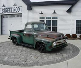 FOR SALE: 1953 FORD F100 IN NEWARK, OHIO