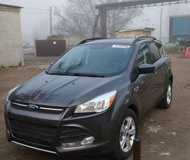 FORD ESCAPE 2.0 ECOBOOST AT 4WD (240 Л.С.) 2015