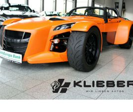 DONKERVOORT D8 GTO BILSTER BERG LIMITED EDITION
