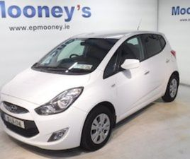HYUNDAI IX20 COMMERICAL 1.4L DIESEL HATCHBACK HER FOR SALE IN DUBLIN FOR €6995 ON DONEDEAL