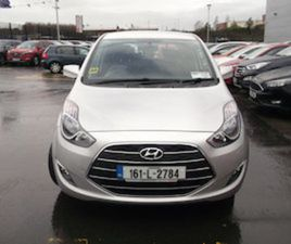 HYUNDAI IX20 DELUXE 4DR FOR SALE IN LIMERICK FOR €14500 ON DONEDEAL