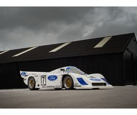 THE LAST FORD TO LEAD LE MANS