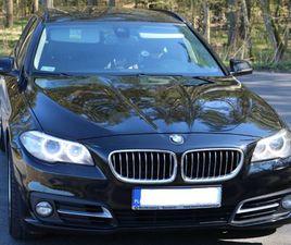 BMW 530D XDRIVE F11 HUD NAVI KAMERA WEBASTO 2016