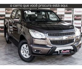 CHEVROLET S10 S-10 LT 2.4 FLEXPOWER 4X2 CD - R$ 63.990,00
