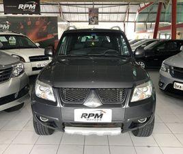 PAJERO TR4 2.0 4X4 16V 140CV FLEX 4P AUTOMÁTICO 98000KM - R$ 48.990,00