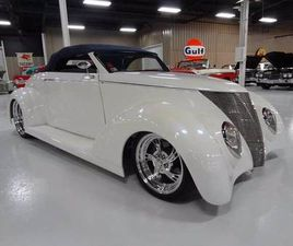 1937 FORD FOR SALE