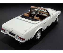 1969 MERCEDES-BENZ 280SL 280 SL PAGODE