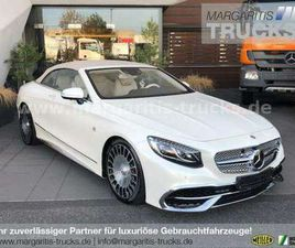 MAYBACH S650 CABRIO/LIMITIERT ONE OF 300 /SOFORT