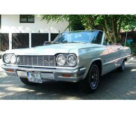 CHEVROLET IMPALA CONVERTIBLE 5.4L (327CU IN)