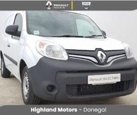 RENAULT KANGOO 9 500 VAT. 44.35 PER WEEK WITH FOR SALE IN DONEGAL FOR €9500 ON DONEDEAL