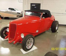 1934 FORD ROADSTER HOT ROD