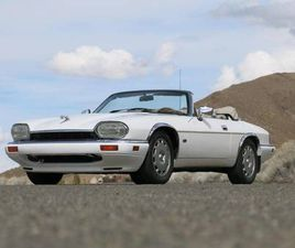 1996 JAGUAR XJS FOR SALE