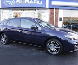 SUBARU IMPREZA 1.6 ALL WHEEL DRIVE - COMPLETELY N FOR SALE IN DUBLIN FOR €26995 ON DONEDEA