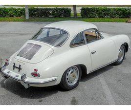 1964 PORSCHE 356C 1600 C KARMANN COUPE