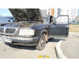 ГАЗ 3110 1 ПОКОЛЕНИЕ 2.4 MT (100 Л.С.) 1997Г ЗА 40 ТЫС РУБ В САНКТ-ПЕТЕРБУРГЕ