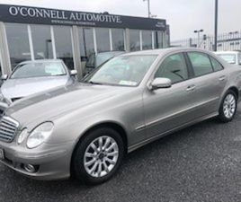 MERCEDES-BENZ E-CLASS, 2009 AUTO FOR SALE IN DUBLIN FOR €4999 ON DONEDEAL