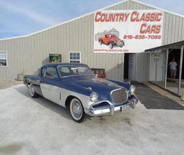 1956 STUDEBAKER POWER HAWK FOR SALE