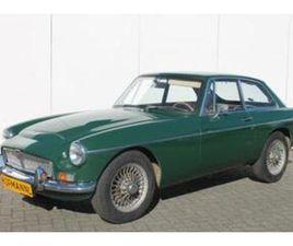 MG C MGC GT 3000 UIT 30-06-1968 AANGEBODEN DOOR HOFMAN LEEK CLASSIC & SPORTSCARS