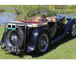 1946 MG TC CONVERTIBLE
