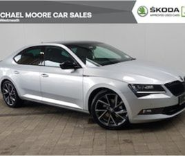 SKODA SUPERB SPORTLINE 2.0 TDI 150 BHP SUNROOF FOR SALE IN WESTMEATH FOR € ON DONEDEAL