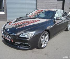 BMW SÉRIE 6 (F06) GRAN COUPE 640 DA LOUNGE PLUS...