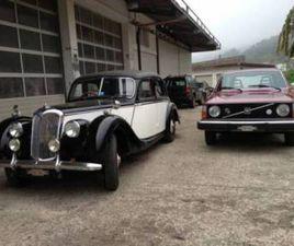 AUTRES RILEY RMF 2.5 100HP, 1953, 89'000 KM