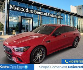 2019 MERCEDES-BENZ AMG GT 63 4MATIC