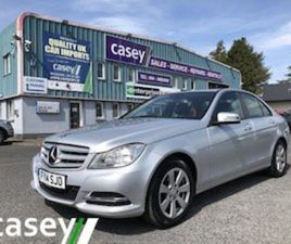 MERCEDES-BENZ C-CLASS 2.1 C 220 BLUETEC SE FOR SALE IN MAYO FOR €13950 ON DONEDEAL