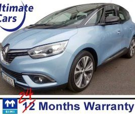 2017 RENAULT SCENIC DYN FINANCE FROM €73 PER WEEK FOR SALE IN DUBLIN FOR €18950 ON DONEDEA