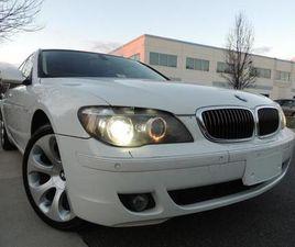 2007 BMW 7 SERIES 750LI