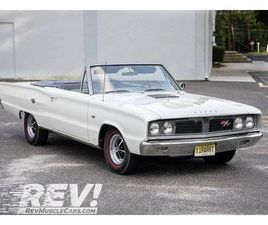 1967 DODGE CORONET R/T FOR SALE