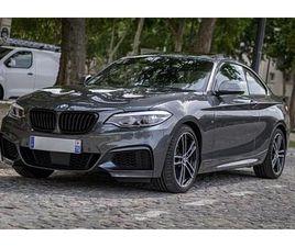 BMW SERIE 2 F22 COUPÉ M240I 340 CH
