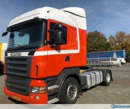 ② SCANIA R420 EURO 4 - CAMIONS