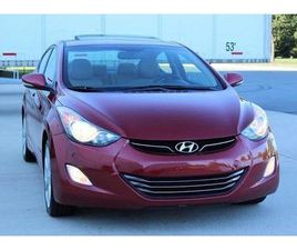2012 HYUNDAI ELANTRA LIMITED EDITION