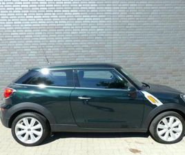 MINI COOPER PACEMAN KLIMA/BLUETOOTH/PDC/18ZOLL/1.HD