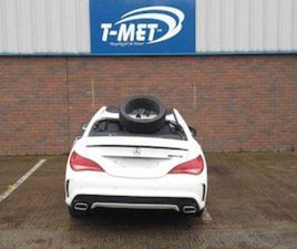 MERCEDES-BENZ CLA 220, 2016 BREAKING FOR PARTS FOR SALE IN TYRONE FOR € ON DONEDEAL